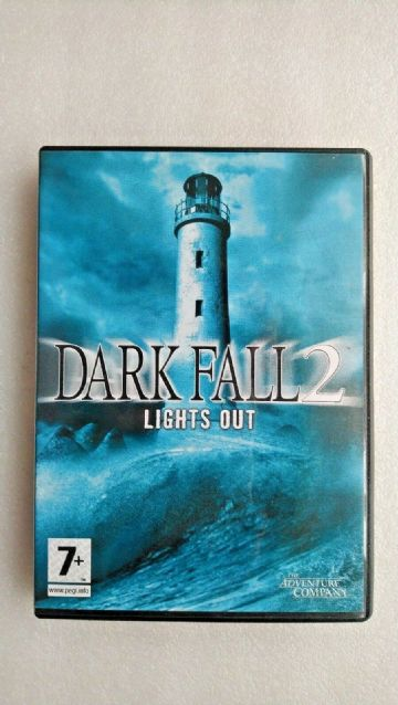 Dark Fall: Lights Out (PC: Windows, 2004)